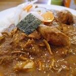 辛口伽麗レテテ - 大辛チキン大盛り 750円