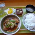 カジュアルイタリアン Sky Restaurant シーガル - 鮭の南蛮漬け¥500