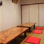 韓味一 - 3F個室は35名様までご利用ただけます。