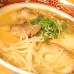 らーめん臺大 - 料理写真:ミソチャーシュー麺