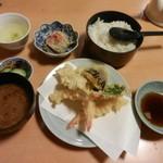 吉喜 - 天ぷら定食