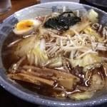 22940761 - 野菜ラーメン醤油
