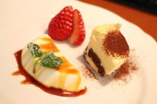 cucina Wada - 自家製デザート