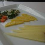 IBIZARTE - スペイン産&北海道産のチーズ盛合せ