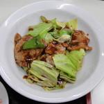 ドン - 料理写真:回鍋肉