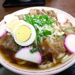 大丸 - うどん(並)450円