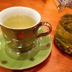 CALLEJERO - 金木犀フレーバーの緑茶