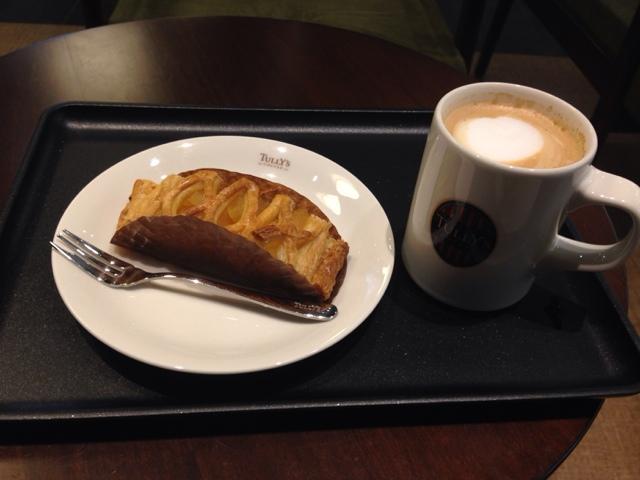 タリーズコーヒー 古川駅店