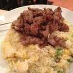 天天飯店 - 肉炒飯