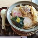 冨貴 - 20131206 鍋焼きうどん840円