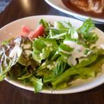 Manly - セットのサラダ