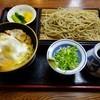 林屋食堂 - 料理写真:ミニかつ丼セット