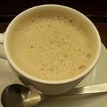 上島珈琲店 - 黒糖ミルク珈琲