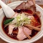 麺屋 信成 - 黒しょうゆラーメン