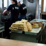 麺許皆伝 - 麺許皆伝 店の厨房 By 「あなたのかわりに・・・」
