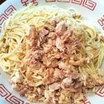中華ソバ 伊吹 - 料理写真:和え玉