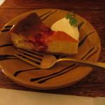 tea room mahisa - コルカタチョコチーズ