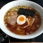 ほろほろ亭 - 料理写真:ラーメン550円