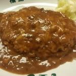 福島上等カレー - 福島上等カレー@平野町店 チーズカレー