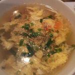 花れん - 卵スープ