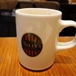 タリーズコーヒー - ドリンク写真:ソイラテ