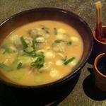 海物 - 炊き餃子