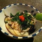 海物 - 酢牡蠣