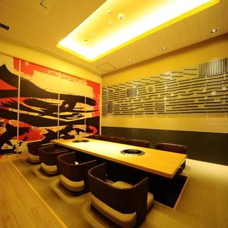 『馬桜銀座通り店』特別個室