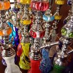 シーシャ スウィーク - 琉球ガラスを使用した可愛いボトル達です。