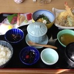 玄海 - 料理写真:玄海御膳¥2500