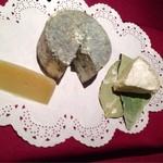レイクサイドヴィラ 翠明閣 - 北海道産のチーズ