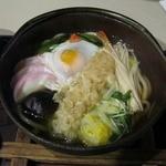 さがのや - 鍋焼きうどん(1000円)