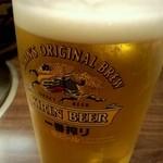 22961197 - とりあえずビール!(^O^)