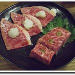 万両 南森町店 - お肉②
