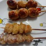 鶏肉の神田染谷 - ②