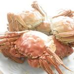 中華料理 津園 - 上海蟹  11月~2月