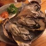 遊山魚料理 - 生牡蠣