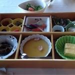 レイクサイドヴィラ 翠明閣 - 朝食