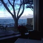 レイクサイドヴィラ 翠明閣 - 絶景のレストラン