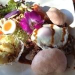 LUCU - 料理写真:ナシゴレンプレート