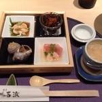 割烹 吉浜 - 色々楽しめました。