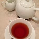 クレープ クレープ - 紅茶