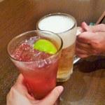 北薩摩 - ノンアルカクテルで乾杯!