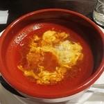 22968988 - ソパ・デ・アホ(にんにくのスープ)