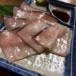 Takahashi - 高橋・クジラの皮の刺身
