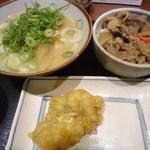 さぬきうどん 釜八 - 豚汁定食