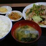 2297318 - 豚肉の四川風ピリ辛定食