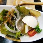 料理旅館 金松館 - サラダ