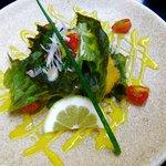 料理旅館 金松館 - 鮎のフライ