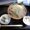 苔清庵 - 料理写真:九一のそば